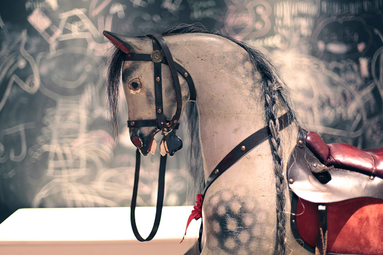 Rockin' rocking horse